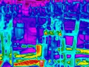 повышенная температура вводов фидерных выключателей